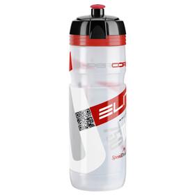Elite Super Corsa MTB Drink Bottle 750ml red/transparent
